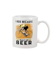 Cycling I Ride Mug tile