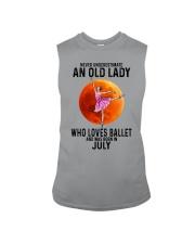 07 ballet old lady Sleeveless Tee tile