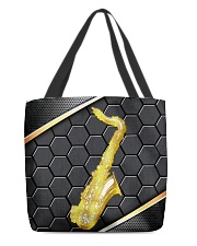 Phonecase Saxophone All-Over Tote tile