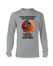 hockey old man 11 Long Sleeve Tee tile