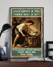 Drums Once Upon Poster 24x36 Poster lifestyle-poster-2