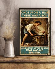 Drums Once Upon Poster 24x36 Poster lifestyle-poster-3