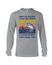 DON'T BE JEALOUS FISHING Long Sleeve Tee tile