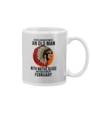 02 native blood old man Mug tile