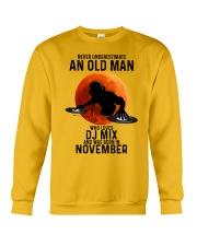 11 dj mix olm Crewneck Sweatshirt tile