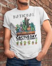 Cactus National  Classic T-Shirt apparel-classic-tshirt-lifestyle-26