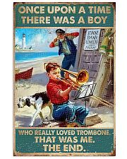 Trombone Once Upon Poster 24x36 Poster front