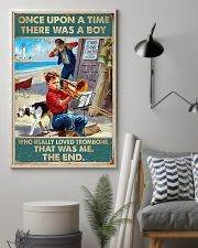 Trombone Once Upon Poster 24x36 Poster lifestyle-poster-1
