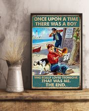Trombone Once Upon Poster 24x36 Poster lifestyle-poster-3