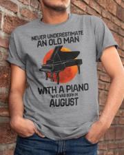 piano-8 Classic T-Shirt apparel-classic-tshirt-lifestyle-26
