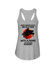piano-8 Ladies Flowy Tank tile