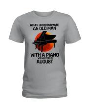 piano-8 Ladies T-Shirt tile
