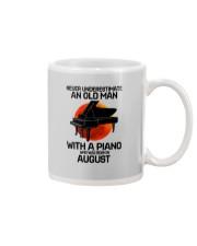 piano-8 Mug tile