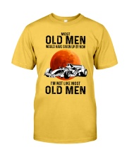 Formula Racing Most Old Men  Classic T-Shirt front