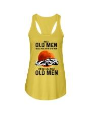 Formula Racing Most Old Men  Ladies Flowy Tank tile