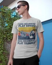 Trumpet Some Grandpas Classic T-Shirt apparel-classic-tshirt-lifestyle-17