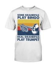 Trumpet Some Grandpas Classic T-Shirt front