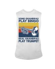 Trumpet Some Grandpas Sleeveless Tee tile