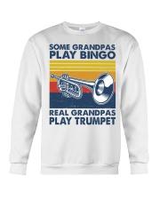 Trumpet Some Grandpas Crewneck Sweatshirt tile