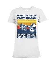 Trumpet Some Grandpas Premium Fit Ladies Tee tile