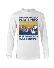 Trumpet Some Grandpas Long Sleeve Tee tile