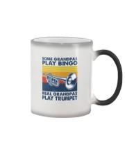 Trumpet Some Grandpas Color Changing Mug tile