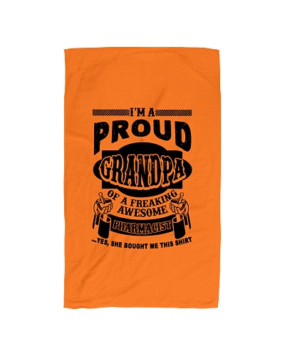 Proud Pharmacist Grandpa Shirt