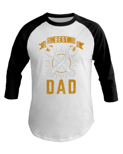 Best Dad Mechanic Ever Wrench Gift