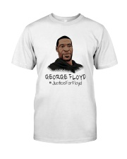 George Floyd - Justice For Floyd Premium Fit Mens Tee thumbnail