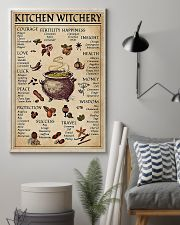 KITCHEN WITCHERY 24x36 Poster lifestyle-poster-1