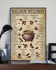 KITCHEN WITCHERY 24x36 Poster lifestyle-poster-2