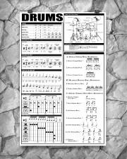 Drum 11x17 Poster aos-poster-portrait-11x17-lifestyle-13