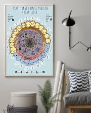 Clock 24x36 Poster lifestyle-poster-1