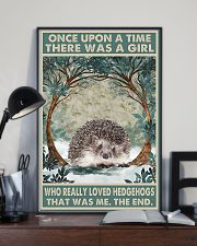 HEDGEHOG 24x36 Poster lifestyle-poster-2