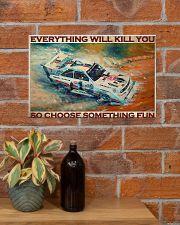 CAR 17x11 Poster poster-landscape-17x11-lifestyle-23