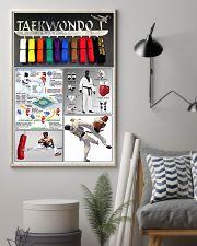 Taekwondo 24x36 Poster lifestyle-poster-1