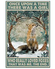 FOXE 24x36 Poster front
