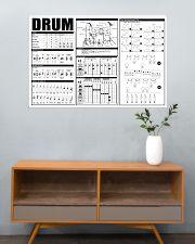Drum 36x24 Poster poster-landscape-36x24-lifestyle-21