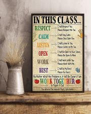 SCHOOL 24x36 Poster lifestyle-poster-3