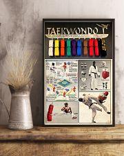 Taekwondo 24x36 Poster lifestyle-poster-3
