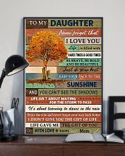 DAUGHTER 24x36 Poster lifestyle-poster-2