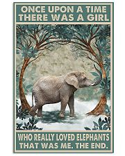 ELEPHANT 24x36 Poster front
