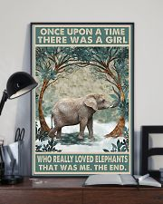 ELEPHANT 24x36 Poster lifestyle-poster-2