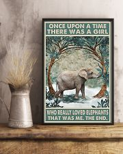ELEPHANT 24x36 Poster lifestyle-poster-3