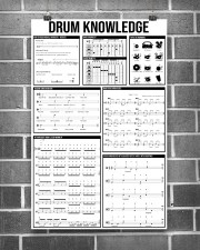 Drum 11x17 Poster aos-poster-portrait-11x17-lifestyle-18