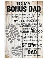 BONUS DAD 24x36 Poster front
