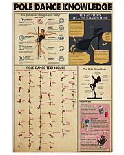 POLE DANCE 24x36 Poster front