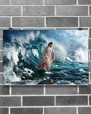 JESUS 17x11 Poster poster-landscape-17x11-lifestyle-18