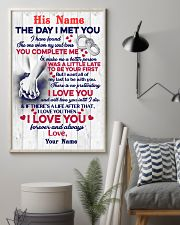 The Day I Met You 11x17 Poster lifestyle-poster-1