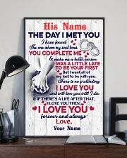 The Day I Met You 11x17 Poster lifestyle-poster-2